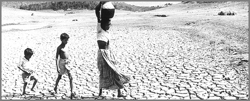 Water Scarcity In Global Warming